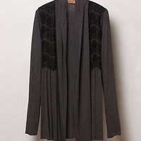 Anthropologie - Shadow Lace Cardigan
