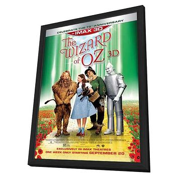 Wizard of Oz IMAX 3D 27x40 Framed Movie Poster (2013)