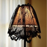Lace Decor Lampshade Topper