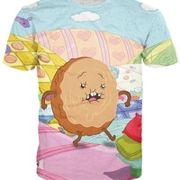 Adventure Time Cinnamon Bun T-Shirt