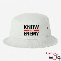 Know your enemy bucket hat
