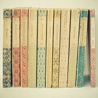 Old Books Art Print by Cassia Beck