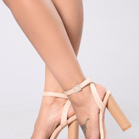 Stomp The Yard Heel - Nude