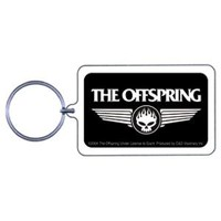 Offspring Wings Plastic Key Chain Multi