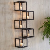 Modular Wall Votive Holder