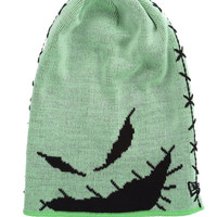 The Nightmare Before Christmas Glow Dart knit hat (Glow In The Dark) by New Era