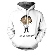 Stewie Griffin as Asap Rocky Hoodie