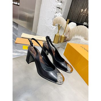 LV  Women Casual Shoes Boots fashionable casual leather01XF