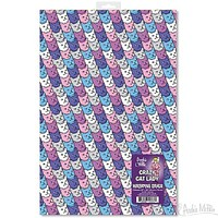 Crazy Cat Lady Multicolor Wrapping Paper