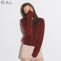 Korean Women's Fashion Knit Stylish Tops [6466144772]