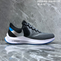 HCXX N1401 Nike Air Zoom Vomero W6 Sports Running Shoes Gray Blue