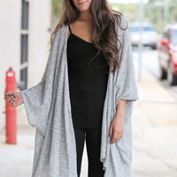 Picture-Perfect Afternoon Cardigan