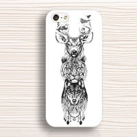 iphone case,wolf head,iphone 5c case,deer head,iphone 5s case,tiger head,iphone 5 case,wolf iphone 4 case,iphone 4s case,tiger case