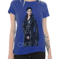 Once Upon A Time Hook Girls T-Shirt