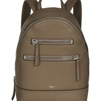 MULBERRY - Grained leather backpack   Selfridges.com