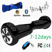 Samsung Battery 6.5 inch bluetooth+bag+remote Hoverboard Oxboard Electric Steering-wheel Two Wheels Skateboard Hover boards UL