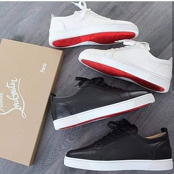 Christian Louboutin CL New men's and women's Casual shoes