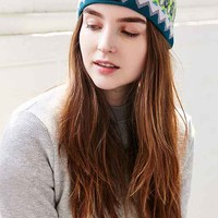 Patagonia Lined Knit Printed Headband