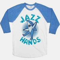 Left Shark Jazz Hands