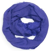 BP. Embroidered Infinity Scarf (Juniors)