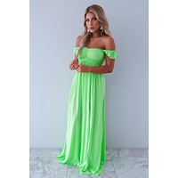 Let's Get Away Maxi: Honeydew