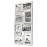 Room Essentials™ 8-Opening Frame - True White 4x6