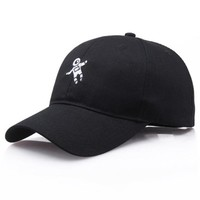 Sports Hat Cap trendy  2018 new baseball cap astronaut embroidery snapback hat adjustable cotton curved casual cap outdoor s Panama KO_16_1