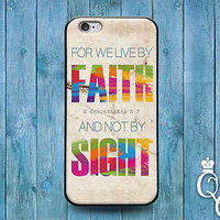 Bible Verse Quote Phone Cover Faith Cute Case iPod iPhone 4 4s 5 5s 5c 6 Plus +