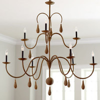 """""""Bayside"""" Chandelier - Horchow"""