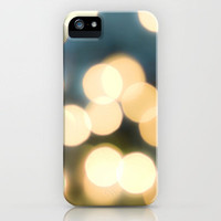 Winter Bokeh  iPhone Case by Bree Madden  | Society6