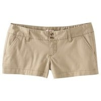 Mossimo Supply Co. Junior's Chino Short - Assorted Colors