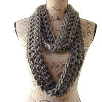 Ready To Ship New Granite Cowl Scarf Women Fall Winter Accessory 168