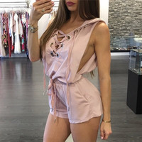 New Arrival 4 Colors Romper [11560173839]