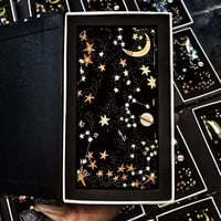 Night Sky Style Smooth Case Cover For iPhone 6 4.7 Plus 5.5 inch Christmas Gift Boxes