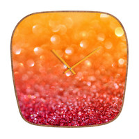 Lisa Argyropoulos Autumn Rising Modern Clock