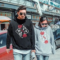 Plus size big 8XL  new pullover  Hoodies mens clothes graphic Long sleeved relax fit Sweatshirt Hooded black