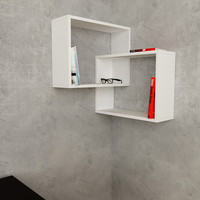 Ring Corner Shelf