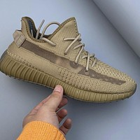 Adidas Yeezy Boost 350 V2 knitted mesh breathable sneakers shoes