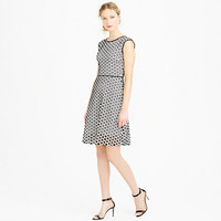 J.Crew Womens Punched-Out Eyelet Dress