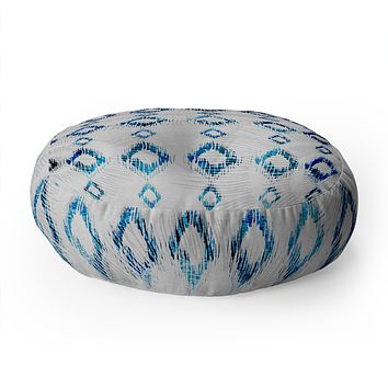 RosebudStudio Dance With Me Floor Pillow Round