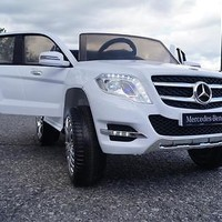 New Licensed Mercedes Benz GLK 300 AMG Kids Ride On Car With RC+Gift