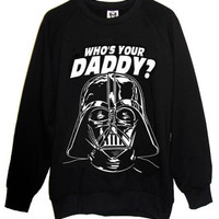Darth Vader Star Wars Daddy Sweatshirt
