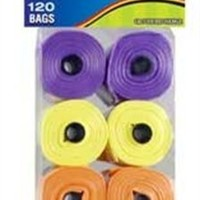 Bags on Board Rainbow Bag Refill Pack