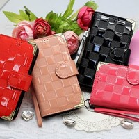 Lumiel Vere Square Diary Wallet Case for iPhone 6