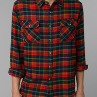 OBEY Cabin Fever Button-Down Shirt  - Urban Outfitters
