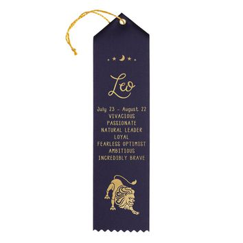 Leo Birthday Award