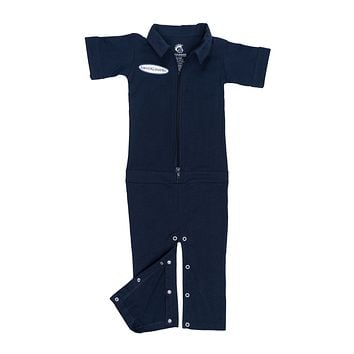 Baby Coverall for Boys, Knuckleheads Mechanic Halloween Jumpsuit Costume Baby Outfit