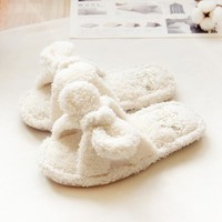 Fluffy Plush Slippers