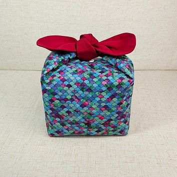 Cotton Handmade Bento Bag - FHB-15