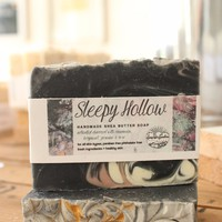 Sleepy Hollow Handcrafted Soap Bar